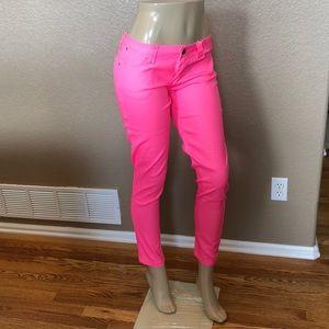 Denim - Hot Pink L2 High Quality Stretch Jeans Comfy!!